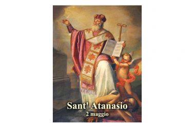 IL SANTO di oggi 2 Maggio – Sant' Atanasio