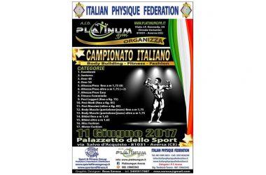 Campionato Italiano IPF: Platinum Gym organizza terza edizione al Palajacazzi