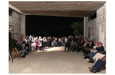 PONTICORVO E LA LISTA N.3 IN TOUR NELLE ZONE RURALI E NELLE FRAZIONI ALVIGNANESI.