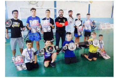 Teverola, kickboxe: Improta World a Pagani per la Coppa Italia