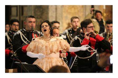 La talentuosa Soprano Teresa Sparaco protagonista del Concerto in Casa Museo Rossi