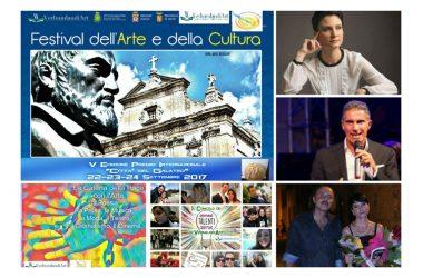 PREMIO INTERNAZIONALE DI POESIA E PROSA CITTA' DEL GALATEO V Edizione – 2017