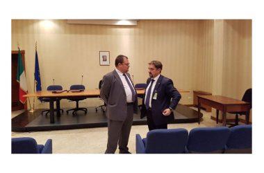 Alife, dissesto finanziario: il sindaco Cirioli ascoltato dal Magistrato Sucameli