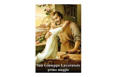 IL SANTO di oggi 1° Maggio – San Giuseppe – Lavoratore