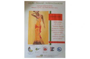 Moda….Donna….Interculturalità. Sfilata di abiti africani creati da Vivianne Agoya