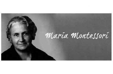 """MARIA MONTESSORI E LA """"SCIENZA DELLA PACE"""""""