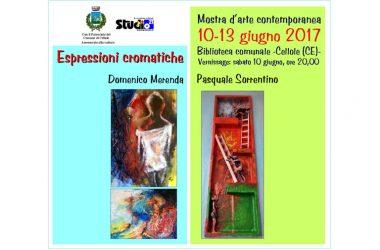 Cellole: grande attesa per la mostra di Sorrentino e Merenda