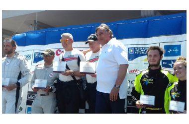 Circolo Canottieri Napoli Inaugura La Gara di Campionato Italiano Motonautica
