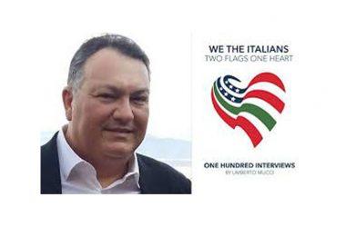 """IL MARGUTTA – STASERA FINISSAGE  MOSTRA DI FRANK DENOTA CON LA PRESENTAZIONE DEL LIBRO DI UMBERTO MUCCI """"WE THE ITALIANS"""""""