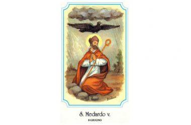 IL SANTO di oggi 8 giugno – San Medardo