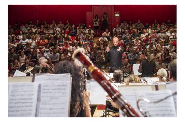 Mercoledì 28 giugno alle 21 l'Orchestra Sinfonica Abruzzese al MAXXI con il Concerto per pubblico e orchestra di Campogrande