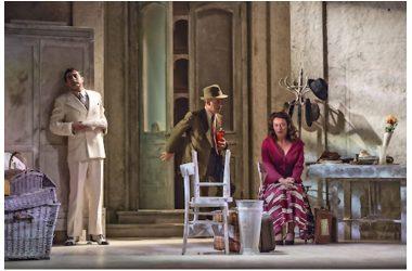 La stagione teatrale 2017/2018 del Teatro Comunale Costantino Parravano di Caserta