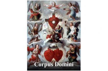 IL SANTO di oggi 18 giugno – Corpus Domini