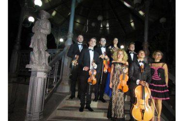 Evento musicale con il Soprano Lirico Internazionale Teresa Sparaco per immagini