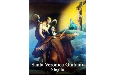IL SANTO di oggi 9 Luglio – Santa Veronica Giuliani