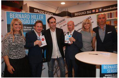 Il successo non è un caso, Antonello De Pierro a Roma per il libro di Bernard Hiller