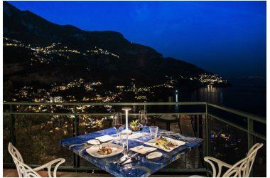 """""""Positano gourmet"""", al via la rassegna di cene a 4 mani con gli chef Tramontano e Albini"""
