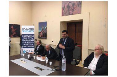 """Proclamazione consiglieri comunali, Razzano: """"Abbiamo sempre detto la verità, unici ad avere la maggioranza. Ora il Sindaco spieghi alla città come vuole governare senza numeri"""""""