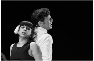 """Domenica 30 Luglio, ore 21,00, piazzetta di Nocelle, Massimo Masiello e Lalla Esposito in """"Sfogliatelle ed altre storie d'amore"""""""
