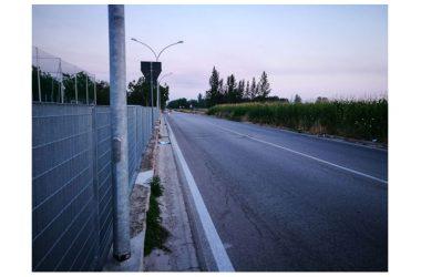Sicurezza stradale, occorrono due dossi sulla circumvallazione, all'altezza centro sportivo Bamboo