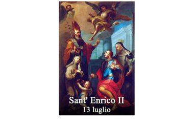 IL SANTO di oggi 13 Luglio – Sant' Enrico II