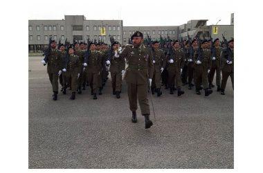 """17° Reggimento Addestramento Volontari """"ACQUI"""". Cerimonia di Giuramento dei VFP1 del 1° Bando 2017. Venerdì 7 luglio 2017 ore 9.30."""