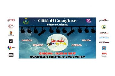 """Prima edizione di """"Casagiove in Scena"""", rassegna di Cinema, Teatro, Musica e Danza"""