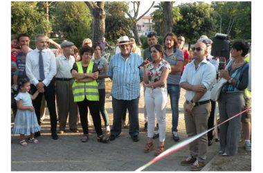 Inaugurato il parco giochi inclusivo alla Rotonda con fondi regionali e comunali, la soddisfazione del sindaco