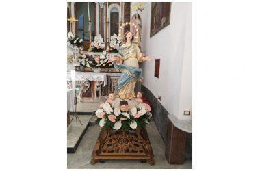 Solenni festeggiamenti in onore di Maria SS. Assunta in cielo
