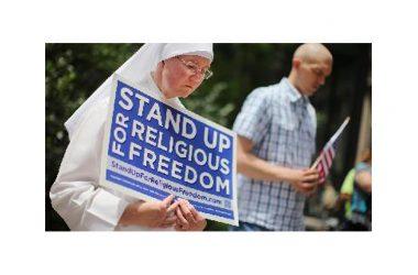 La libertà religiosa è ancora negata e violata nel mondo.