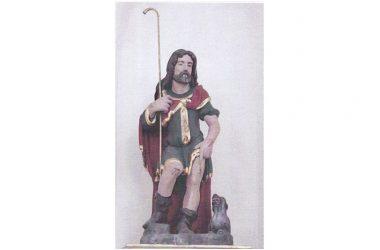 Ricorrenza di San Rocco nella comunità di Cancello ed Arnone