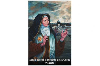 LA SANTA di oggi 9 Agosto – Santa Teresa Benedetta della Croce (Edith Stein)