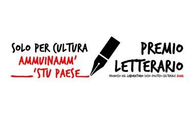 I vincitori del premio letterario 'Solo per cultura: ammuinamm' stu paese!'