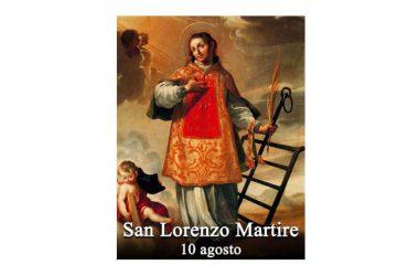 IL SANTO di oggi 10 Agosto – San Lorenzo