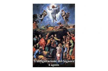 IL SANTO di oggi 6 Agosto – Trasfigurazione del Signore