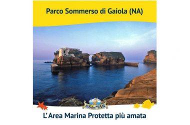 """CONFERENZA STAMPA 4.10 ore 10 Premiazione dell'Area Marina Protetta Parco Sommerso di Gaiola quale """"Area Marina Protetta più amata d'Italia"""""""