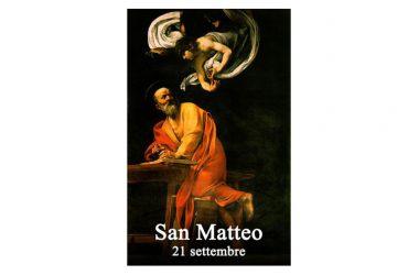 IL SANTO di oggi 21 Settembre – San Matteo