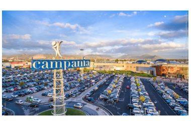 10 anni del Centro Commerciale Campania – 10 giorni di eventi – musica, arte, danza, spettacoli – dal 22 settembre al 1 ottobre