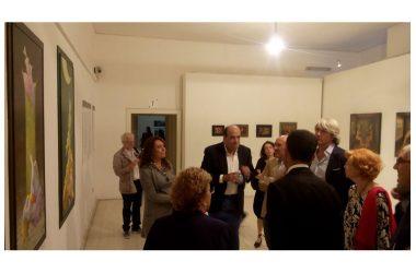 Inaugurazione della mostra: UN'ALTRA REALTÀ. ARTE VISIONARIA CONTEMPORANEA
