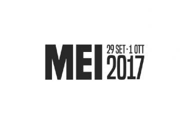 MEI 2017 CONFERENZA STAMPA DI PRESENTAZIONE Roma – 21/09/2017 Ore 11 e 30