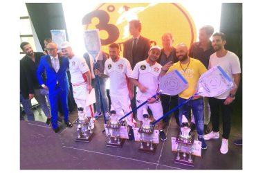 Gran successo per il Trofeo Pulcinella 2017