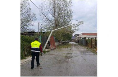 Nubifragio a Capodrise, Crescente chiederà il riconoscimento dello stato di catastrofe naturale