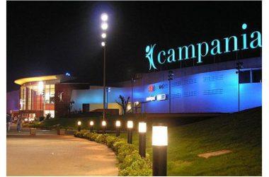 I primi dieci anni del Centro Commerciale Campania