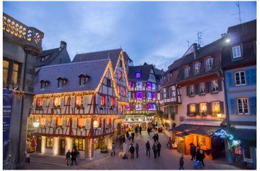L'Alsazia è fantastica a Natale !