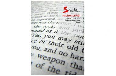 Squilibri Incontri di lettura, Venerdì 27 ottobre, Lella Costa, gli studenti, la biblioteca dei destini Incrociati