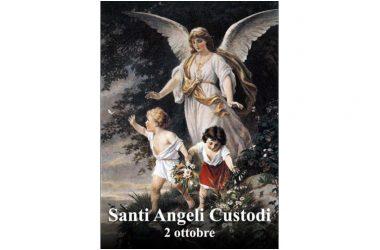IL SANTO di oggi 2 Ottobre – Santi Angeli Custodi