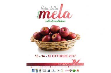 """Valle di Maddaloni, ecco il programma della """"Festa della Mela"""""""