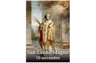 IL SANTO di oggi 10 Novembre – San Leone Magno