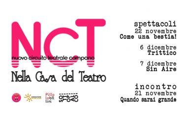 Invito Nella Casa del Teatro – 21 novembre al Sottopalco del Teatro Bellini di Napoli