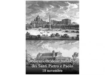 Oggi i cristiani festeggiano la Dedicazione delle basiliche dei Santi Pietro e Paolo